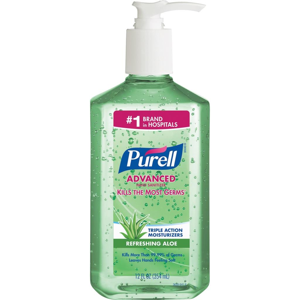 C-PURELL ADVANCED ALOE IN
