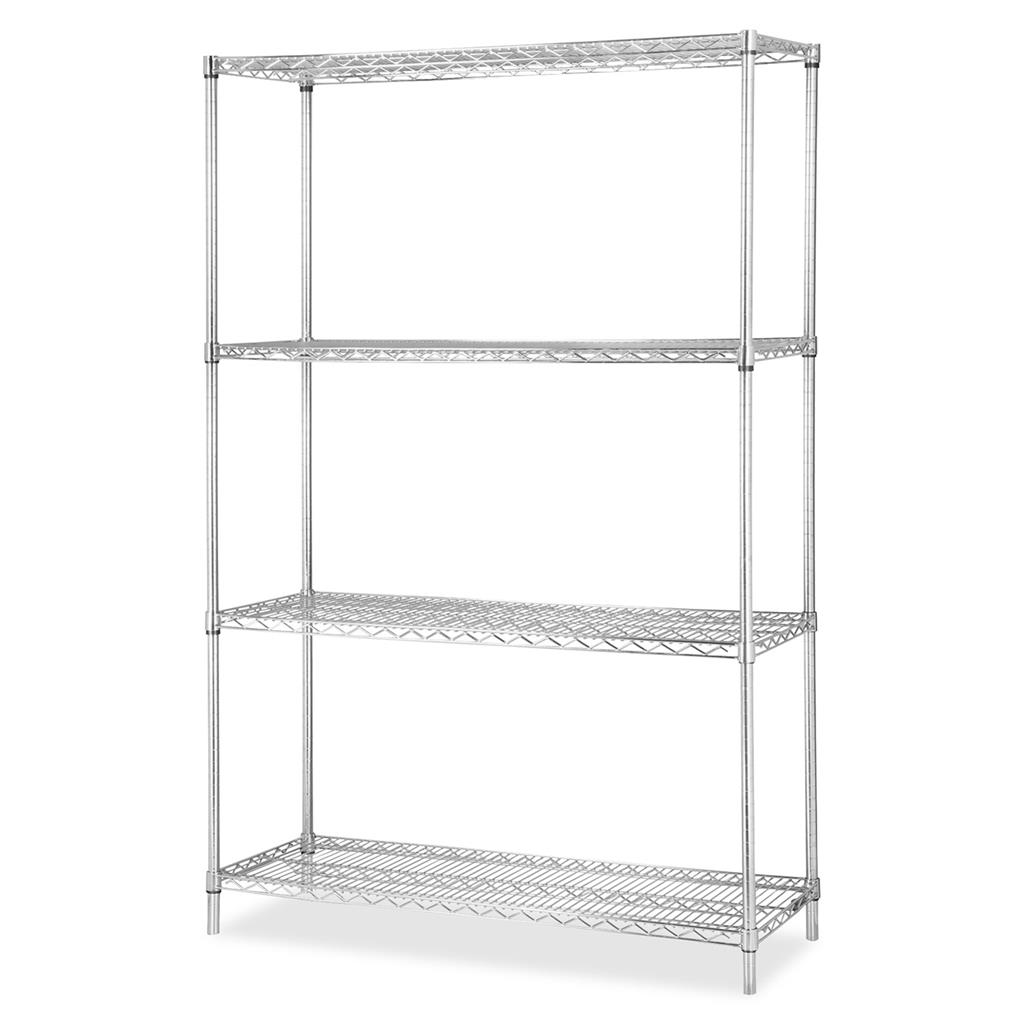 SHELVING,WIRE,INDUS,36X24