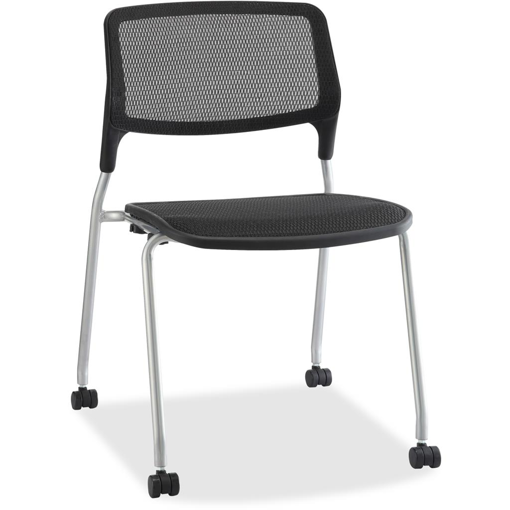 CHAIR,GUEST,STACKABLE,CAST