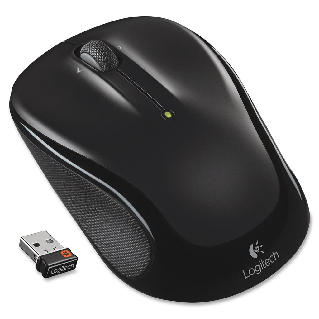 MOUSE,WIRELSS,M325,BLK