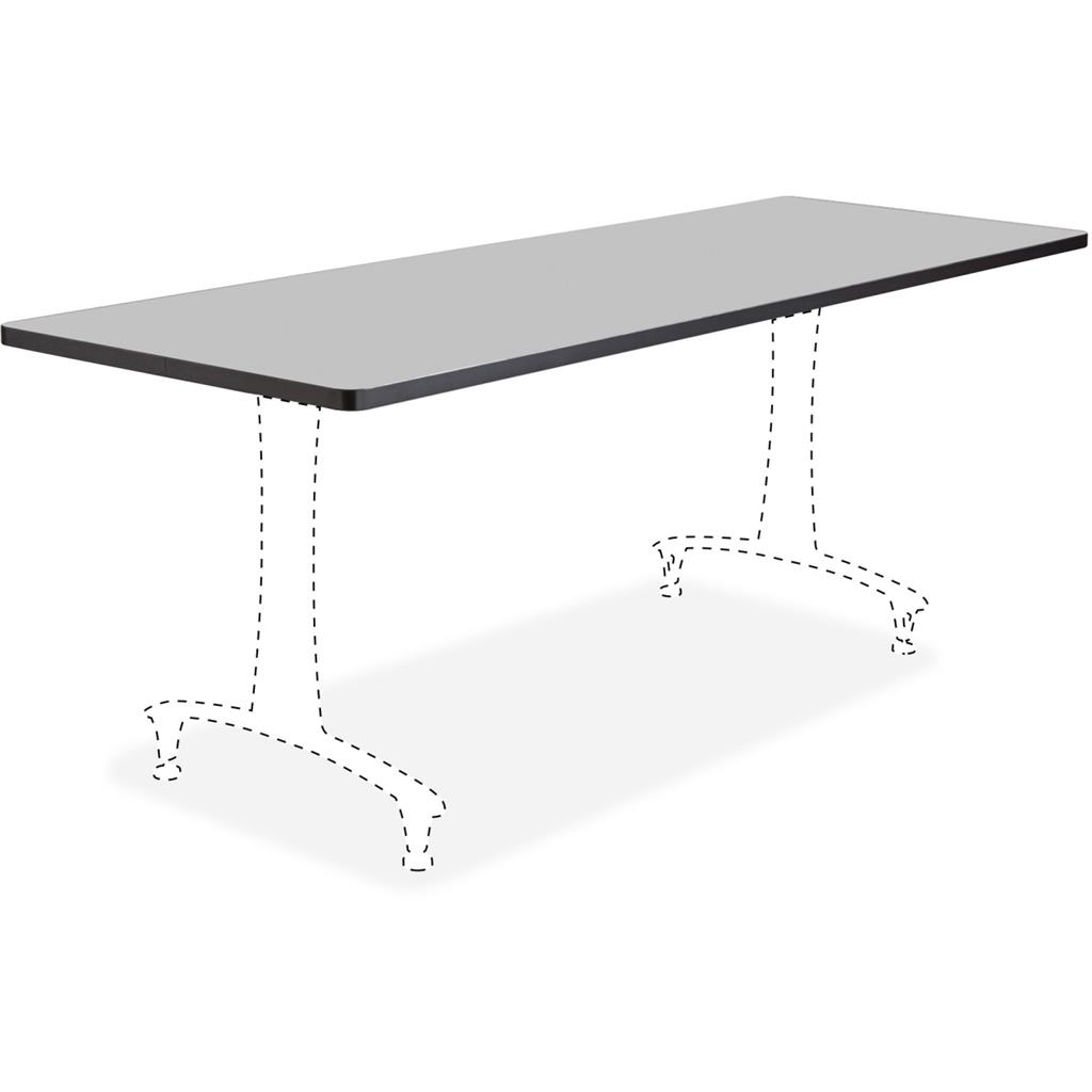 "TABLETOP;FXDLEG;60X24"";GY"