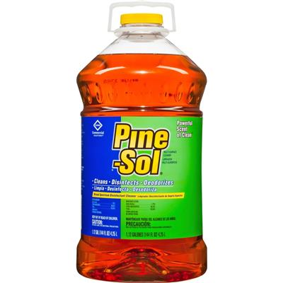 CLEANER;PINESOL;144OZ 1 BOTTLE