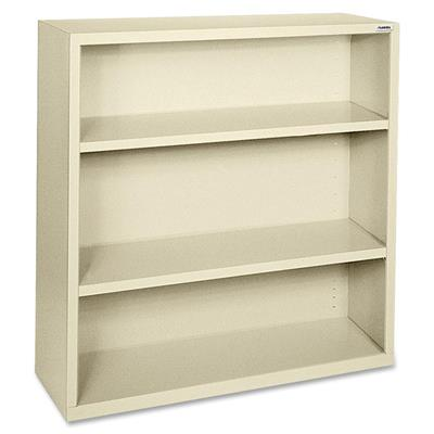 "BOOKCASE,3SHF,12""D X 42""H,PTY"