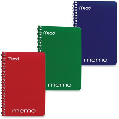 NOTEBOOK,MEMO,WB,6X4,40CT