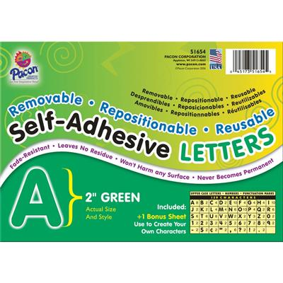 "LETTERS,2"",SS,REUSE,GRN"